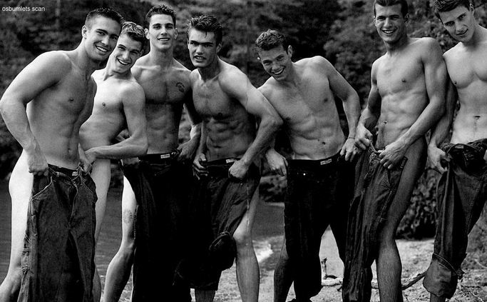 Больше ста мужиков на одну #5