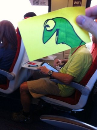 funny-sticky-notes-train-Kermit-frog